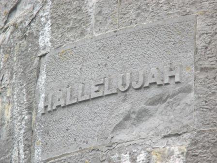 """Hill of Allen Aylmer's Tower """"Hallelujah"""""""