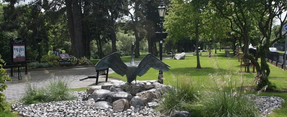 Cosantóir Liffey Linear Park