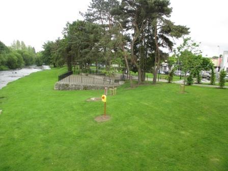 Liffey Linear Park